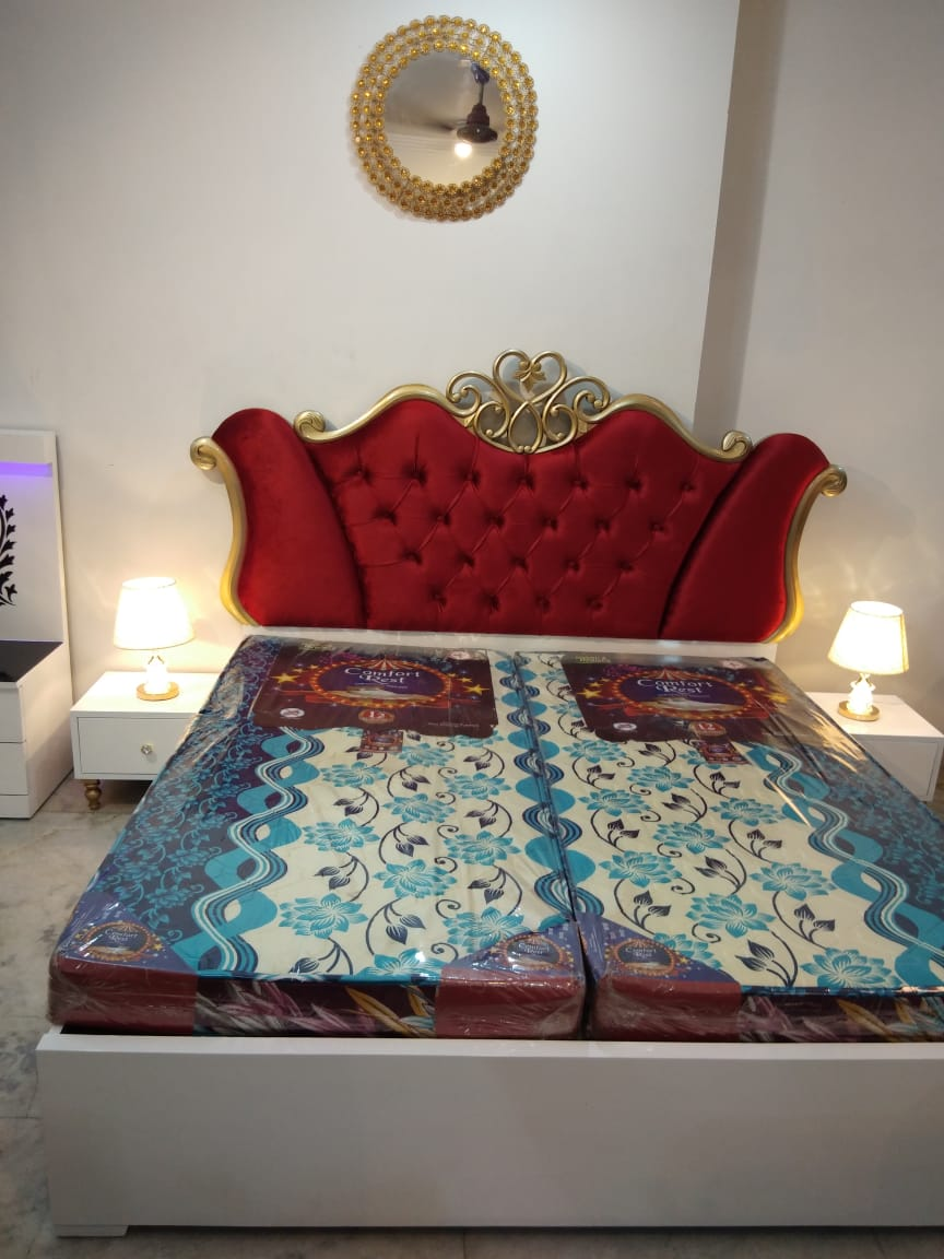 designer bed dealer in jaipur